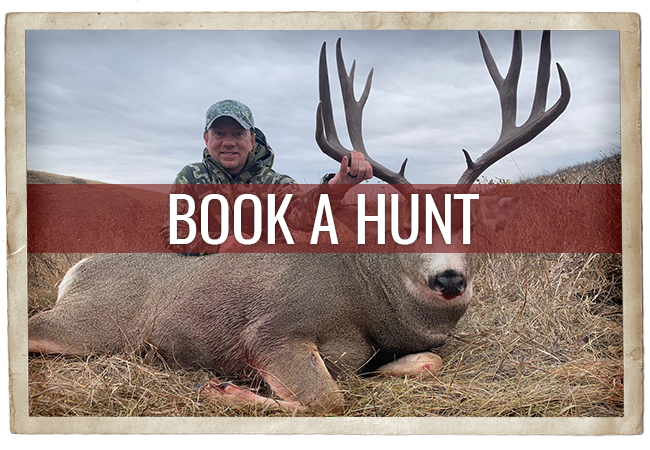 Book a Hunt with Timber King Outfitting